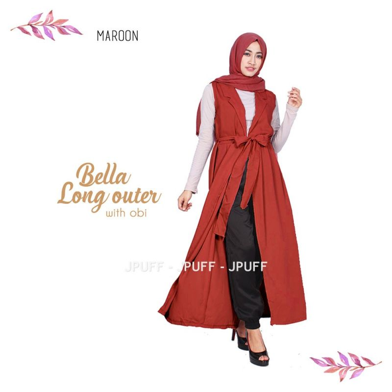 JPUFFID - Bella Long Outer