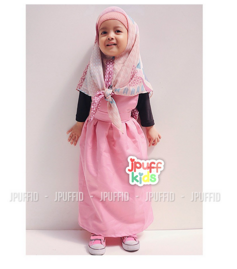Annie Overall Anak | 8098 Anak