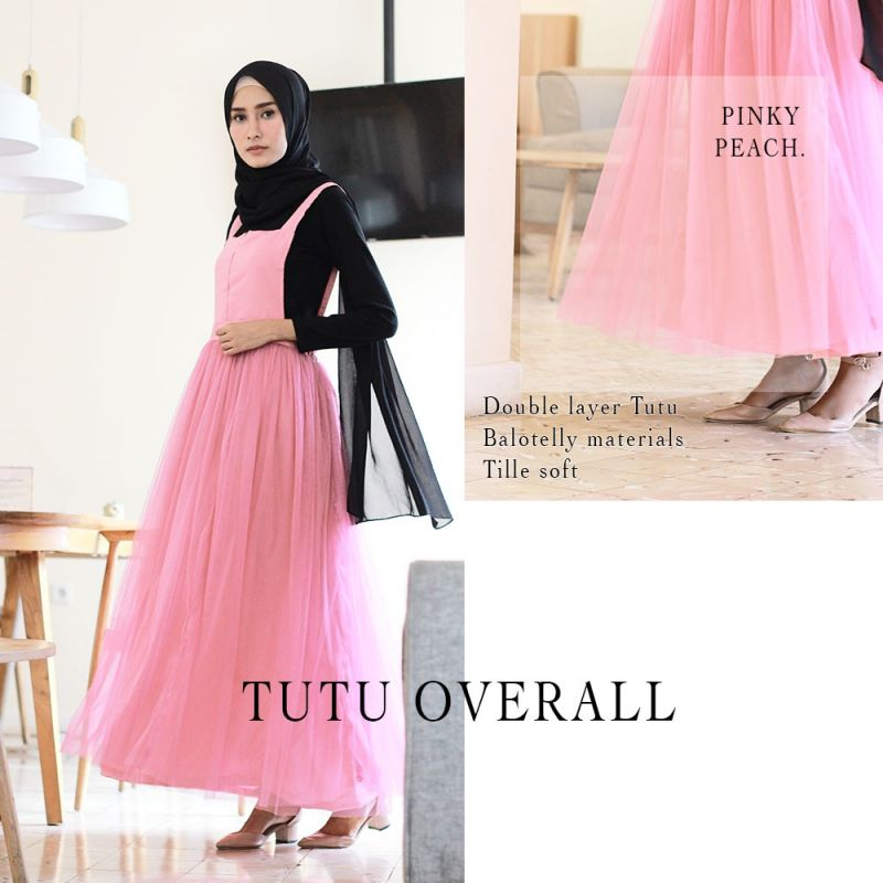 Tutu Overall 2 Layer Tile