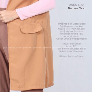 JPUFFID 8568 - Nazwa Vest | Cardigan | Outer