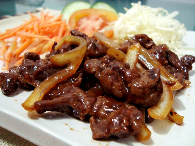 Resep Membuat Daging Beef Teriyaki