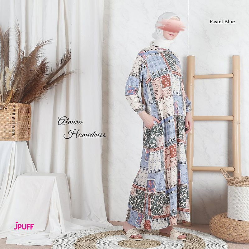 Almira Dress - HomeyDress Series #6