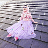 Rok Tutu Princess Sweet Patched Unicorn ANAK